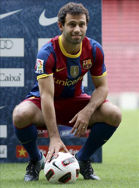 FC Barcelona, jugadores en la actualidad, info + fotos.