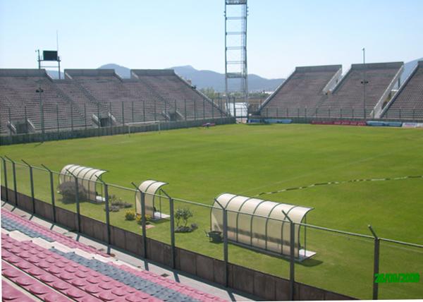 Estadio Padre Ernesto Martearena, Salta
